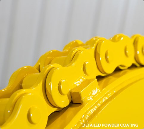 What is Powder Coating with a Zirconium Wash System?
