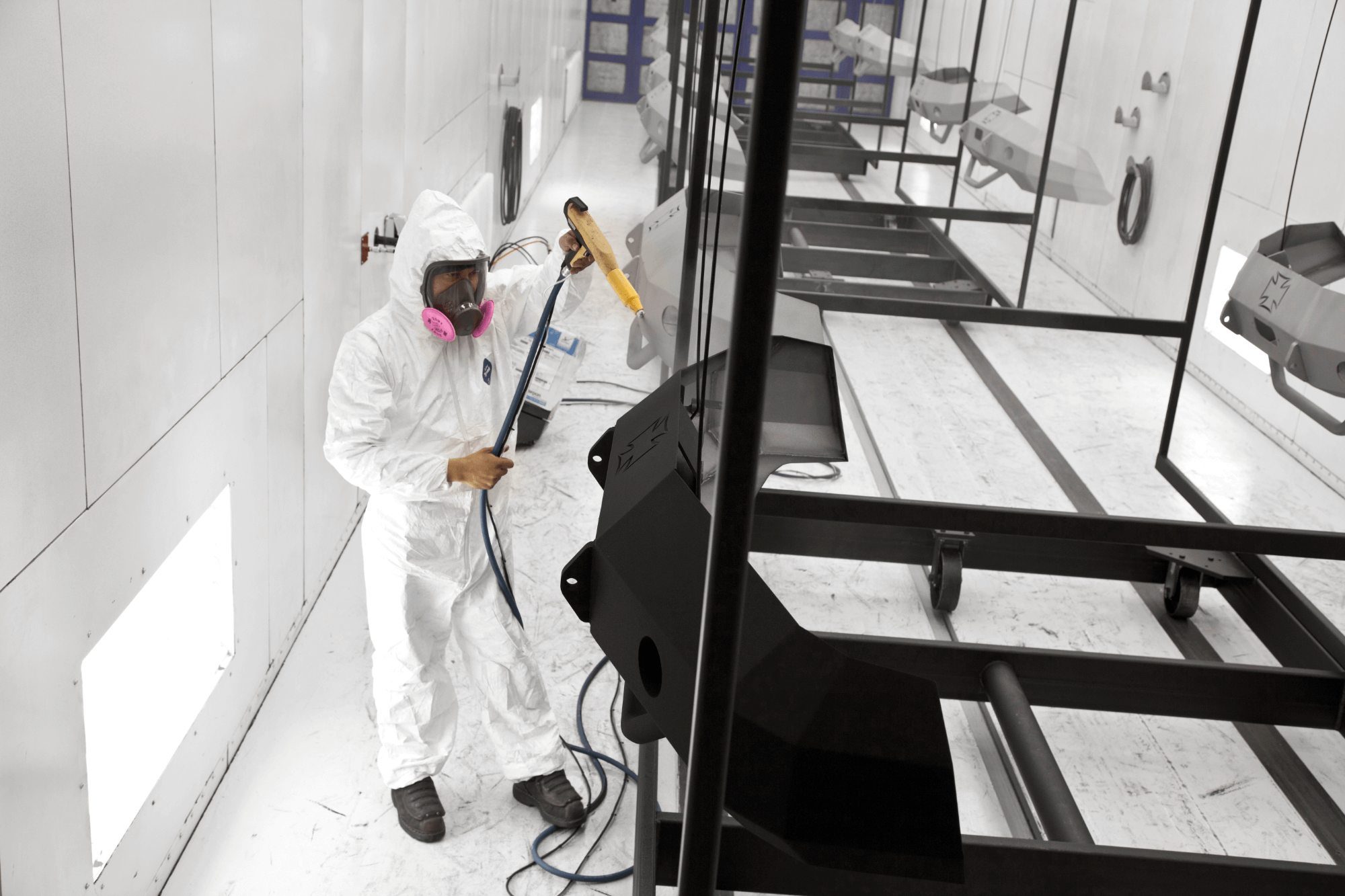 Is Abrasive Blasting the Right Metal Finishing Solution for You?